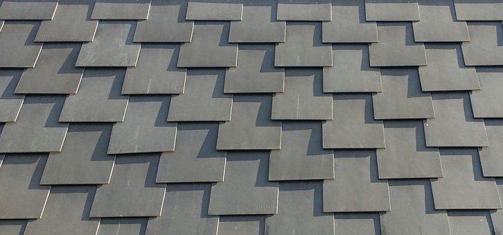 Shingle, Pattern, Regularly, Geometry, Four Corner