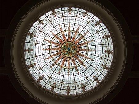 Dome, Glass, Architecture, Glass Dome, Building
