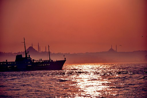 Istanbul, V, Topkapi Palace, Natural Turkey, Beach