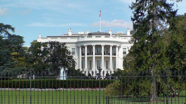 America, Washington, North America, White House, State