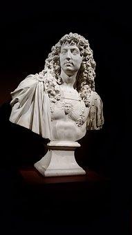 Louis, France, Kingdom, Opulence, Statue, Monarchy