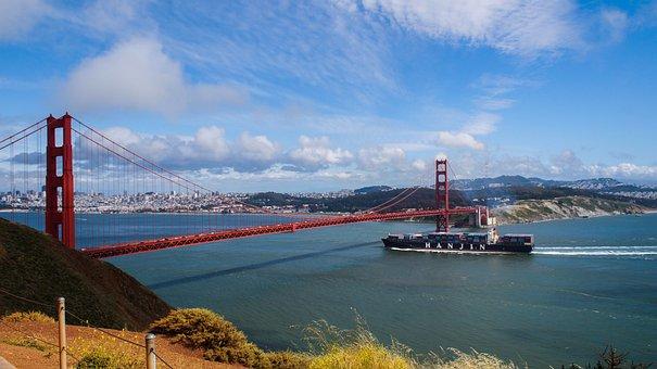 San Francisco, Golden Gate Bridge, Tourism, Bridge