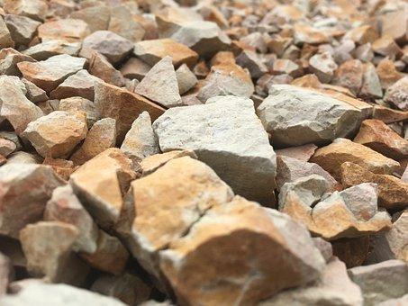 Stone, Stones, Soil, Brown, Garden, Nature, Earth