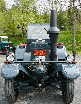 Lanz-bulldog, Lanz, Tractors, Tractor, Oldtimer