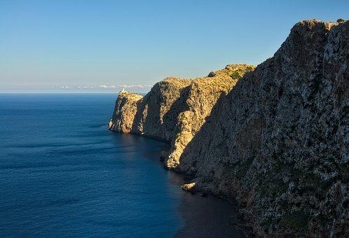 Formentor, Mallorca, Cap Formentor, Sea, Rock, Water