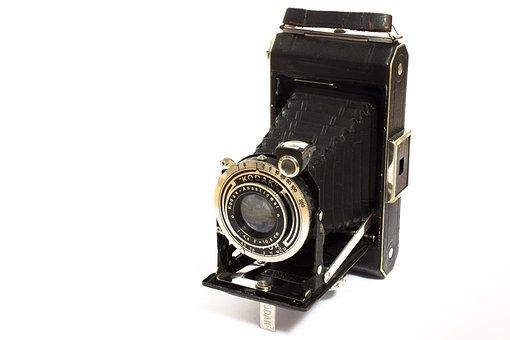 Kodak, Camera, Analog, Medium Format, Antique, Old