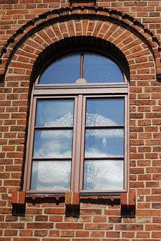 Window, Lattice Windows, Facade, Architecture, Building