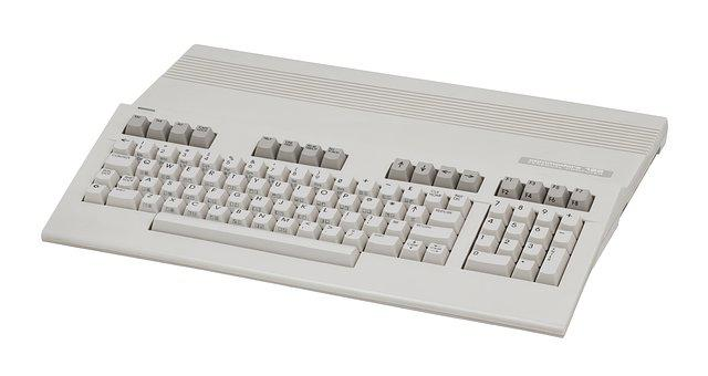 Commodore, C128, C64, Pc, Computer, Keyboard, Old