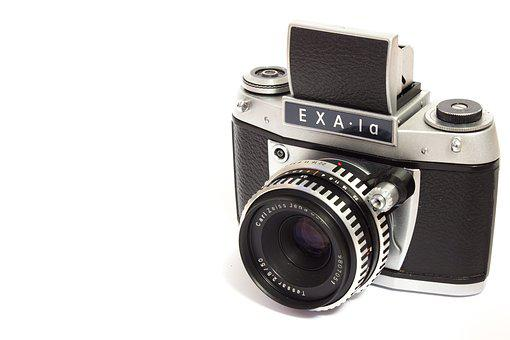 Camera, Analog, Exa, Ihagee, Retro, Photo Camera