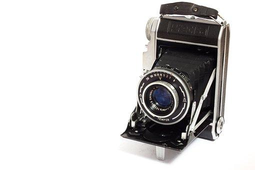 Analog, Camera, Lens, Retro, Photo Camera, Old Camera
