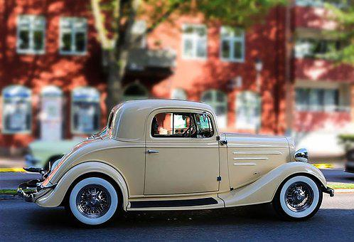 Auto, Oldtimer, Classic, Automotive, Old, Old Car