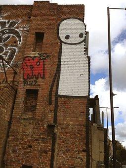 London, England, Street Art