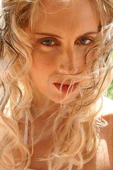 Hair, Femininity, Face, Female Model, Young Woman