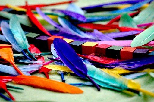 Craft, Art, Colorful, Creative, Handmade, Decoration