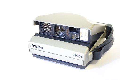 Polaroid, Analog, Camera, Instant, Hipster, Spectra
