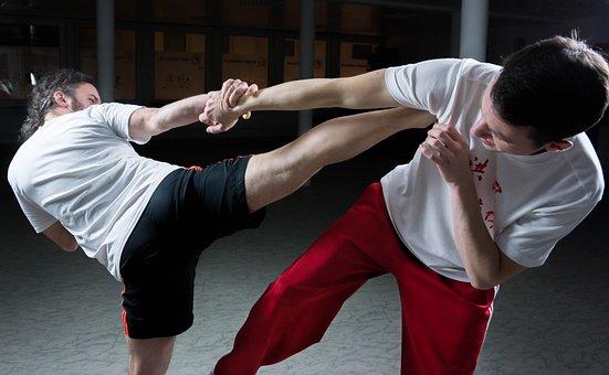 Kung Fu, Fighting, Martial Arts, Mma, Kickboxing