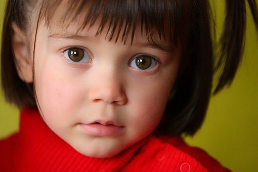 Little Girl, Bimba, Children, Kids, Bimbo, Child, Face