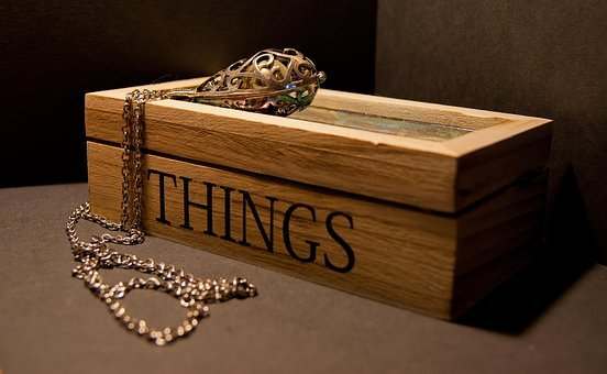 Jewellery, Jewelry, Wooden Box, Accessory, Necklace