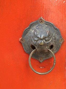 Fresh, Door, Asia, Thailand, Porter, Leo, Metal