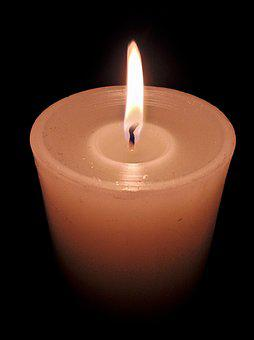 Candle, Candle Light, Flame, Light, Wax, Candlelight