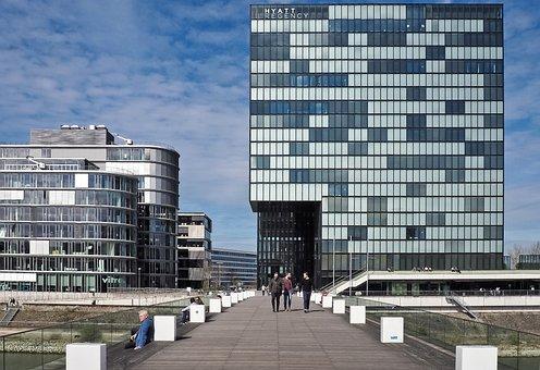 Architecture, Modern Architecture, City, Modern