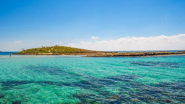 Sea, Lagoon, Paradise, Nature, Turquoise, Scenery