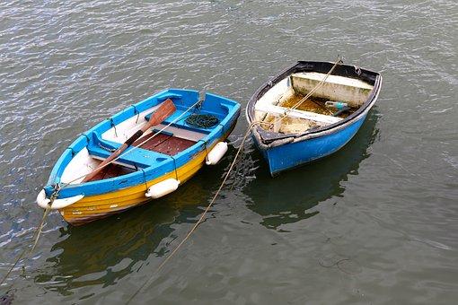 Boat, Rowing Boat, Row, Water, Rowing, Travel, Lake