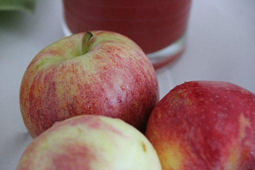 Apple, Fresh, Fruit, Food, Organic, Healthy, Red