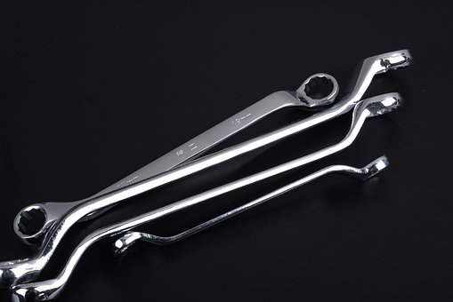 Tools, Wrench, Plum Wrench, Removal, Hardware