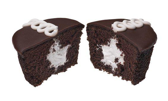 Food, Eat, Diet, Hostess, Cupcake, Split