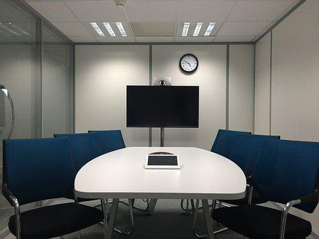 Meeting Room, Table, Business, Conference, Meeting