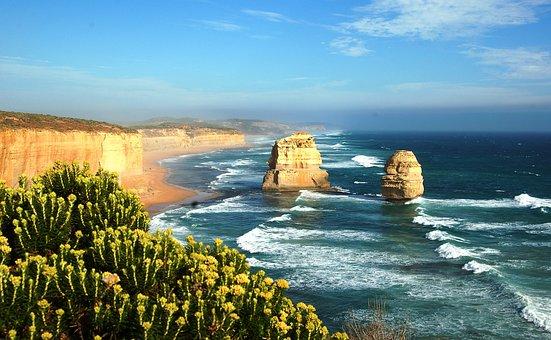 Twelve Apostles, Great Ocean Road, Australia, Rock