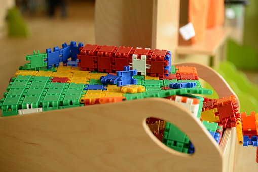 Toy, Play, Children, Click, Colours, Construct