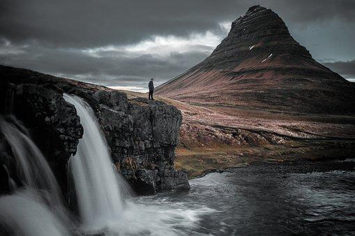 Sugar Loaf, Sugarloaf, Mountain, Iceland