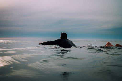 Surf, Surfer, Surfing, Water, Ocean, Hawaii, California