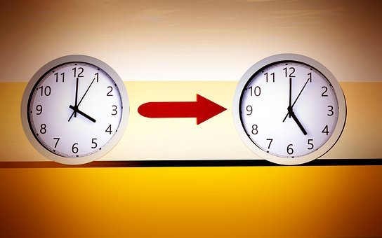 Time Conversion, Clock, Time Of, Summer Time