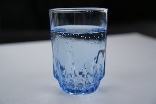 A Glass Of Water, Water, Cup, Transparency, Diet, Wet