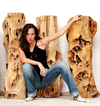 Atelier, Character, Girl, Pose, Tribes, Wood