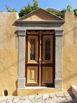 Doors, Door, Transition