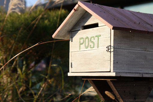 Mail Box, Heyri Village, Letters