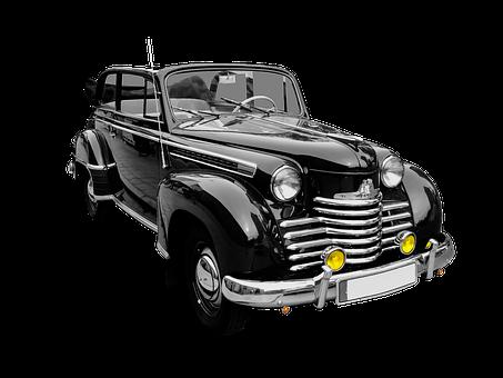 Oldtimer, Automotive, Traffic, Vehicle, Opel