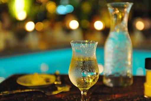 Food, Wine, Restaurant, Alcohol, Drink, Glass