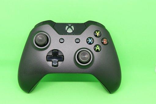 Xbox One Controller, Games Controller, Controller