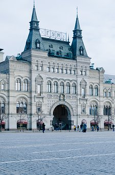 Gum, Moscow, Red Square, History, Architecture, Russia