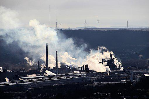 Metallurgical Plant, Eisenwerk, Blast Furnace