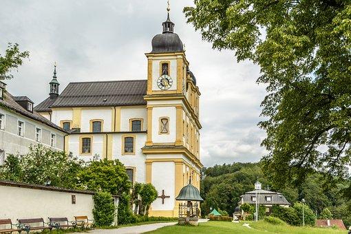 Maria Plain, Plainberg, Church, Pilgrimage Basilica