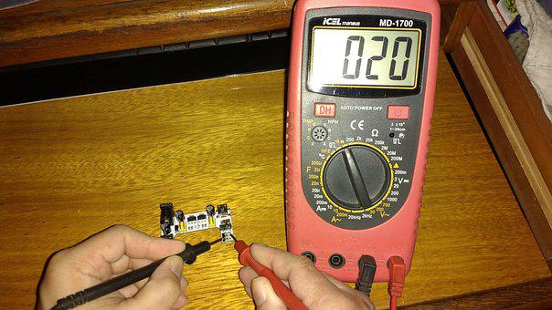 Connection, Measurement, Plate