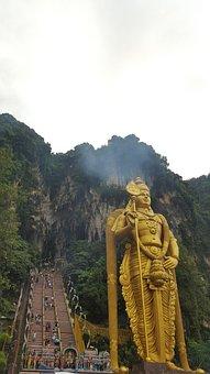Malaysia, Kuala Lumpur, Batu Cave, The Hindu, Religion