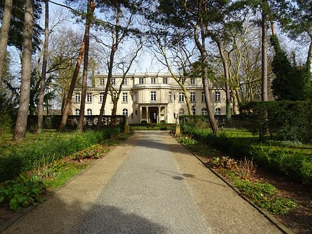 Home, Villa, Wannsee, Wannsee Conference, Museum