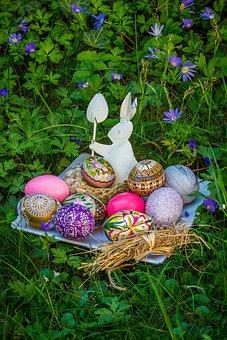 Easter, Easter Egg, Easter Nest, Egg, Easter Eggs